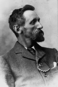 Clement Wragge ca. 1901
